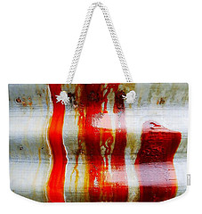 Aussie Galvanised Iron #29 Weekender Tote Bag