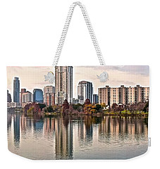 Austin Elongated Weekender Tote Bag