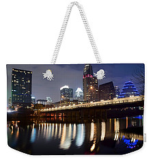 Austin From Below Weekender Tote Bag