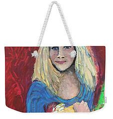Austin Girl Weekender Tote Bag