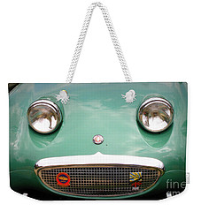 Austin Healey Sprite Weekender Tote Bag
