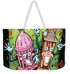 Austin Rocks Weekender Tote Bag