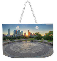 Austin, Texas, May Skyline Sunrise 1 Weekender Tote Bag