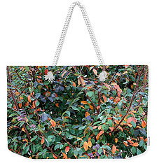 Austin Tree Pano Weekender Tote Bag by Ellen O'Reilly