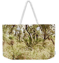 Weekender Tote Bag featuring the photograph Australian Bush by Cassandra Buckley