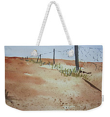 Australian Outback Track Weekender Tote Bag