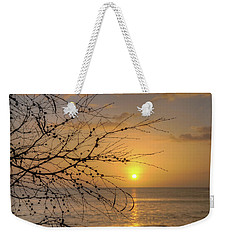 Australian Sunrise Weekender Tote Bag by Geraldine Alexander