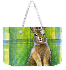 Authenticity Weekender Tote Bag