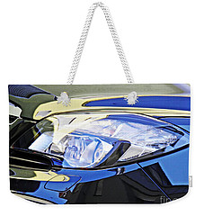 Auto Headlight 191 Weekender Tote Bag by Sarah Loft