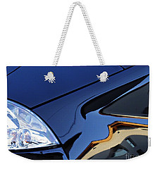 Auto Headlight 192 Weekender Tote Bag by Sarah Loft