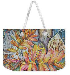 Autum Magic Weekender Tote Bag