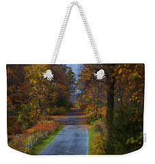 Autumn Wanderings Weekender Tote Bag