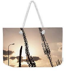 Autumn Alarm 02 Weekender Tote Bag