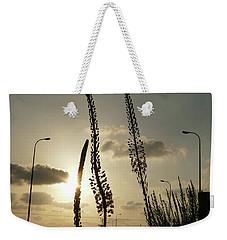 Autumn Alarm 05 Weekender Tote Bag