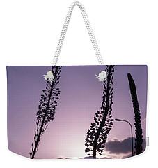 Autumn Alarm Weekender Tote Bag