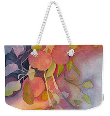 Autumn Apples Full Painting Weekender Tote Bag