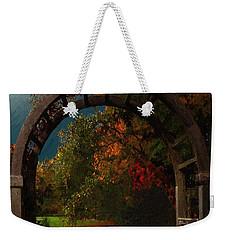 Autumn Archway Weekender Tote Bag