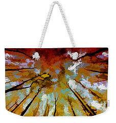 Autumn Ascent Weekender Tote Bag