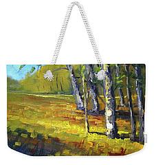 Autumn At Bloedel Weekender Tote Bag