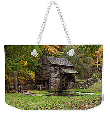 Autumn At Cuttalossa Farm II Weekender Tote Bag