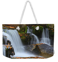 Autumn At Jackson Falls Weekender Tote Bag