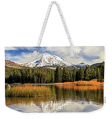 Autumn At Mount Lassen Weekender Tote Bag