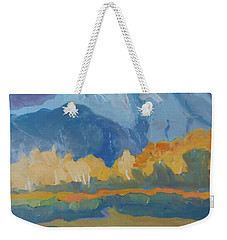Autumn At Mt. Moran Weekender Tote Bag