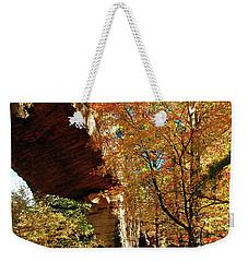 Autumn At Natural Bridge State Resort Weekender Tote Bag