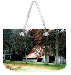 Autumn Barn In Alabama Weekender Tote Bag