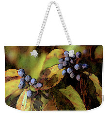 Autumn Berries 6047 Dp_2 Weekender Tote Bag