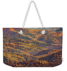 Autumn Blanket Weekender Tote Bag