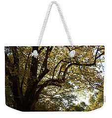 Autumn Branches Weekender Tote Bag