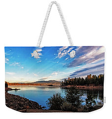 Autumn Breathes Weekender Tote Bag
