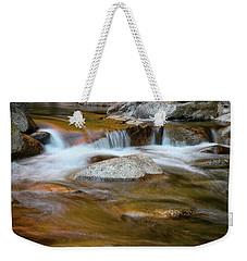 Autumn Cascade Nh Weekender Tote Bag