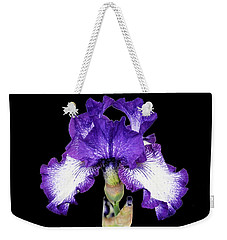 Autumn Circus Iris Weekender Tote Bag