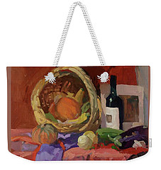 Autumn Collection Weekender Tote Bag