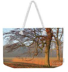 Autumn Colored Landscape Weekender Tote Bag