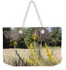 Weekender Tote Bag featuring the photograph Autumn  by Debra Forand