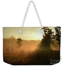 Autumn Equinox Weekender Tote Bag