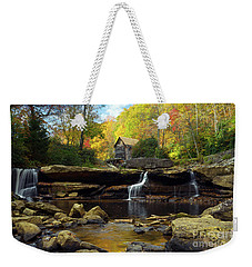 Autumn Fantasia Weekender Tote Bag