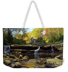 Autumn Fantasia Weekender Tote Bag
