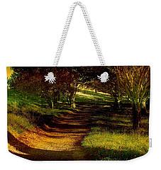 Autumn Feel Weekender Tote Bag