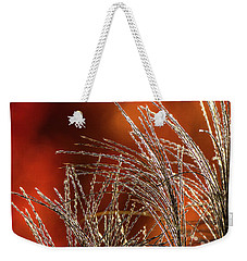 Autumn Fire - 1 Weekender Tote Bag