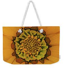 Autumn Flower Weekender Tote Bag