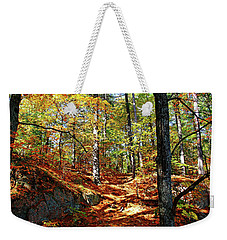Autumn Forest Killarney Weekender Tote Bag