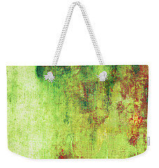 Autumn Forest Mist - Pastel Abstract Landscape Art Weekender Tote Bag