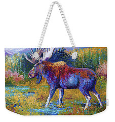 Autumn Glimpse Weekender Tote Bag