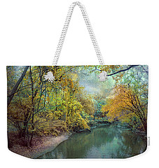 Autumn Glory Weekender Tote Bag