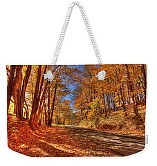 Autumn Glow Weekender Tote Bag