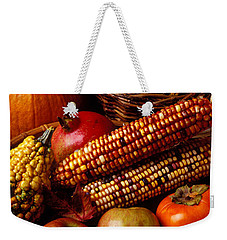 Autumn Harvest  Weekender Tote Bag by Garry Gay
